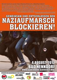 Kein Naziaufmarsch in Bad Nenndorf