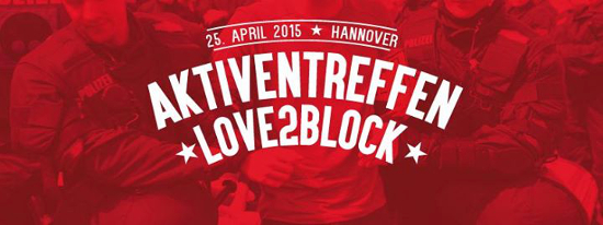 Aktiventreffen April 2015